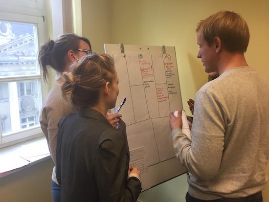 Enactus szkolenie Lean Startup
